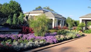 Kauffman memorial garden 2